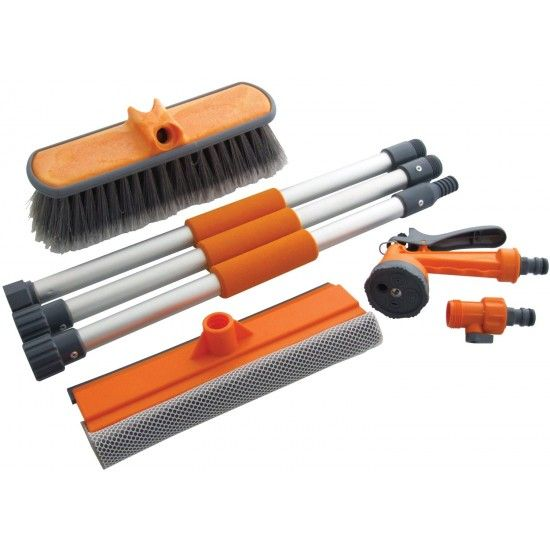 7 Piece Auto Washing And Cleaning Set