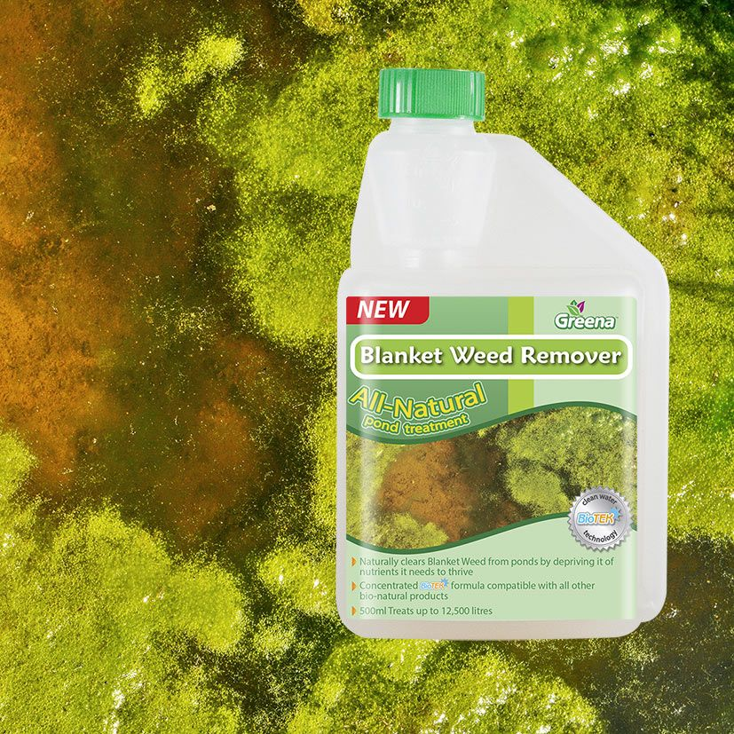 All Natural Blanket Weed Remover £7.99
