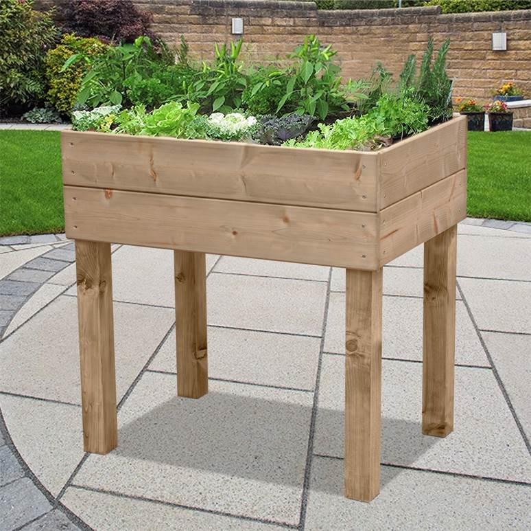 Greena® Elevated Garden Planter