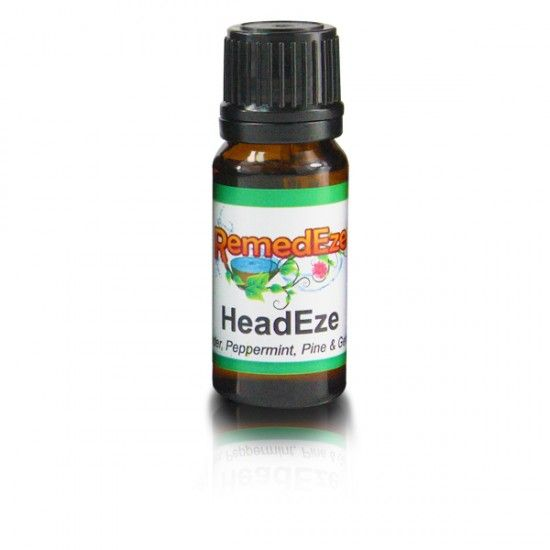HeadEze Aromatherapy Oil