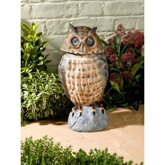 Moving Head Owl Solar light