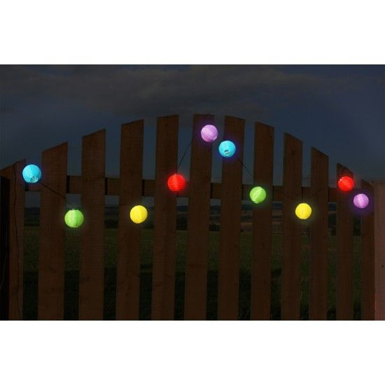 Oriental String Solar Lights