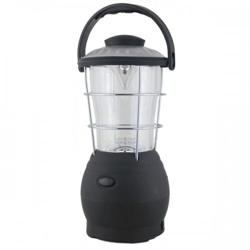 Wind Up 12 LED Lantern